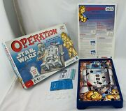 2012 Star Wars Operation Game By Hasbro Complete And Working In Great Condition
