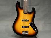 Only One. Fender Made In Japan Traditional 60s Jazz Bass Fretless