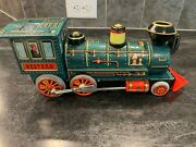 Western Special Locomotive Vintage Train Set Battery Operated Mystery Action