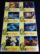 The Lord Of The Rings 1978 Ralph Bakshi J.r.r. Tolkien Mint Unused Lobby Set