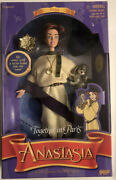 Anastasia Anya Collectible Doll 20th Century Fox Together In Paris Galoob 1997