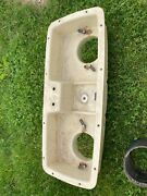 Yamaha Exciter 210 270 Dual Clean Out Tray Pump Plug T Handle Man Hole Jet Boat