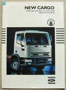 Iveco Ford New Cargo 11-15 Tonne Gvw Commercial Sales Brochure 1991 Br 16/91