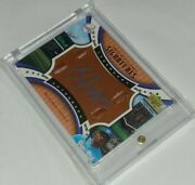 2007 Ud Bo Jackson Sweet Spot Signatures 72/75 Glove Relic On Card Autograph