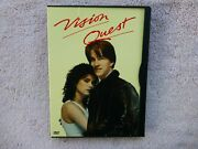 Vision Quest Dvd 1998 Fs Snapcase  1st Class Ship  Nice Disc