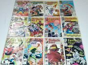 Fantastic Four 294-416+annual 20-27 Lot Of 1291986-96 Marvel