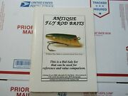 Catalog Vintage Fly Fishing Lures 1,000 Antique Fly Rod Baits Id And Value 1988