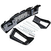 Steel Front Bumper Assembly Kit For Ford F150 2009-2014 3.7l Engine Crab Pickup