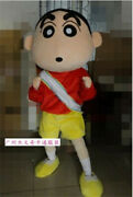 2020 Cartoon Mascot Costume Cosplay Party Game Dress Outfit Halloween Adult Bbb