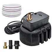 Swimming Pool Cover Pump 850 Gph Submersible Sump Pumps Above Ground With 3 Hose