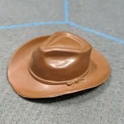 Marx Best Of The West Johnny Brown Cowboy Hat Accessory