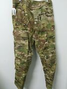 Ocp Multicam Army Issue Combat Pants With Kneepad Slots Medium Long Nwt