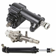 Power Steering Gear Box Ram Assist Cylinder Control Valve For Mustang Cougar