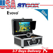 Eyoyo 7 Fish Finder 50m Underwater Fishing Video Camera With Cable And Wheel
