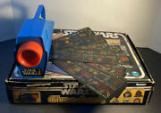 Vintage Star Wars Give-a-show Projector 16 Slides W Box Kenner 1970s