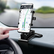 360°car Dashboard Mount Holder Stand Clamp Clip Accessories For Cell Phone Gps