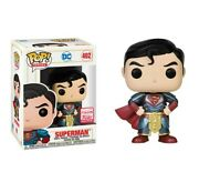 Funko Pop Superman Imperial Palace China Exclusive Preorder