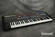 Roland Juno-106 Programmable Polyphonic Synthesizer [excellent]