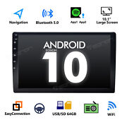 Sale 10.1 Hd 2din Android 10 Car Stereo Mp5 Player Fm Radio Gps Navigation Wifi