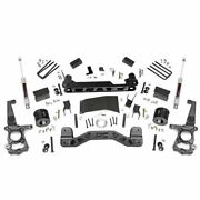 Ford F150 2015-2020 4 Lift Suspension Kit Rough Country Greggson Off Road 4x4
