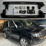Deployable Electric Running Board Side Steps Fit For Lr Range Rover 2018+