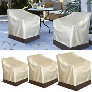Bbq Grill Cover S/m/l Burner Waterproof Outdoor Gas Charcoal Barbecue Protection