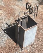 Antique Dazey Butter Churn Patented 1907. Missing Some Wood Parts. Churns.