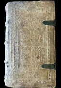 Society Of Jesus 7 Meditations On Christand039s Last Words 1617 Rare 4 Books In 1