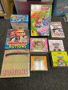 Large Lot Garbage Pail Kids Gpk Unopened Boxes + Misc Items 1986-2016 Good Value