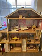 Kidkraft Majestic Mansion Dollhouse 65252 All Accessories In Photo Included
