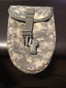 New Military Surplus Army Acu E-tool Pouch Carrier Entrenching Shovel Case