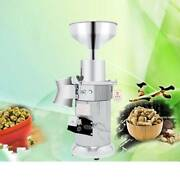 110v Automatic Continuous Hammer Mill Herb Grinder 20kg/h Pulverizer Machine