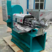 Commercial Automatic Multifunctional Rapeseed Oil Press Oil Expeller Machine