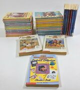 Vintage The Babysitters Club Book Lot Of 33 Ann M. Martin Mystery Super Special