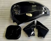 Airbox Tank Cover With Side Cover Body 02to17 Harley Vrod V-rod V Rod Muscle Nrs