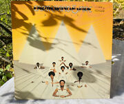 1974 Earth Wind And Fire Spirit On Your Face Sat Night Vinyl Music Record Album
