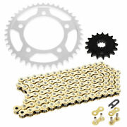 Drive Chain And Sprockets Kit For Honda Vt750dc Shadow 750 Spirit 2005 2006 2007