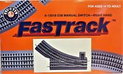 O Scale Lionel 6-12018 Fastrack O-36 Right Hand Manual Turnout/switch