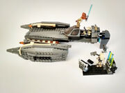 Lego Star Wars General Grievous' Starfighter 8095, Used, 99 Complete