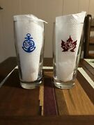 Tree House Brewing Willi Becher Cape Cod And Western Mass Beer Glasses Rare