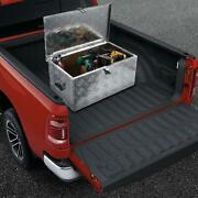 Aluminum Tool Box High Quality Durable Trailer Family Provides Space Storage Box