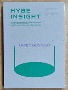 Hybe Insight Official Goods Txt Post Card Postcard Book Sealed