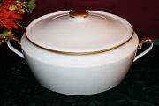 Lenox Eternal White Covered Vegetable Bowl New Usa White Color Free Shipping