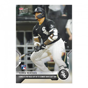 Yermin Mercedes - 2021 Mlb Topps Now Card 310 Rc Rookie Walk-off Hit White Sox