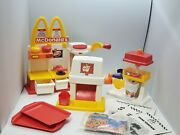 Mcdonaldand039s Happy Meal Magic Snack Maker - Hamburger French Fry And Fountain Drink