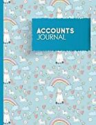 Accounts Journal Accounting Journal Entry Book Bookkeeping Bookpaperback