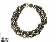 Chrome Hearts Ch Double Bee Ring Bracelet Sv925 Silver Mens Popular Brands