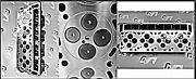 New 2 Ford 6.4 Powerstroke V8 Twin Turbo Diesel O-ring Cylinder Heads No Core