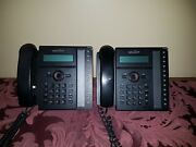 Lot Of 2 Talkswitch Ts-450i Ip Phones Fortivoice