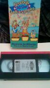 Scoobyand039s All Star Laff-a-lympics Rare Red Black Edition 1977 Vhs Captain Caveman